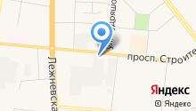 Автоскан на карте