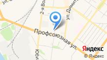 УльтраЛаб на карте