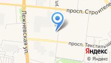 КиМ на карте