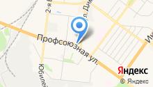 АЗС Славтрэйд на карте