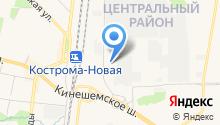 АС ПКБ Монолит на карте
