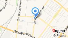 ProТектор на карте