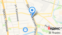Digital service на карте