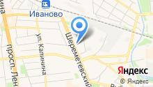 LuTeks на карте
