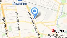 Фаэтон+ на карте