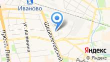 СТОА-М на карте