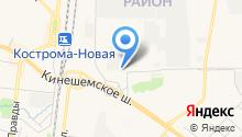 Ай-Ти-Про на карте