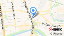 Don Peregon на карте