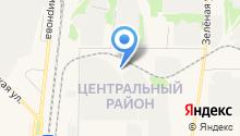 Алекси на карте
