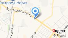 Аптека от 100 метровки на карте