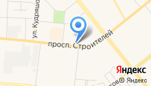 Кузовной центр для иномарок на карте