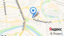 PS на карте