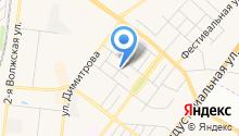 Эваукационная служба на карте