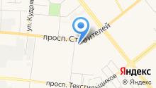 Русский займ на карте