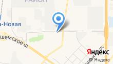 Ярославльавтотранс на карте