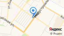IDance на карте