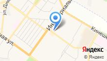 Адвокатский кабинет Смирновой Л.В. на карте