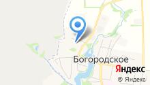 Станция агрохимической службы на карте