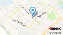Нотариус Ивановский И.Г. на карте