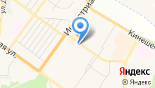 Аптека №97 на карте