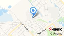 Новокубанский завод керамических стеновых материалов на карте
