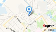 Магазин автозапчастей ГАЗ на карте