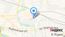 LIC на карте