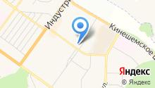 Круиз на карте