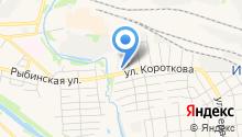 Дискор Иваново на карте