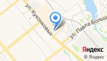 OrangeProject на карте