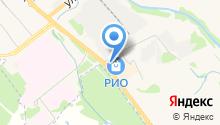 Daynatex.ru на карте