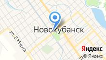 Адвокатский кабинет Поддубного Н.Г. на карте