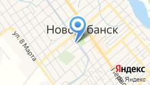 Отдел МВД России по Новокубанскому району на карте