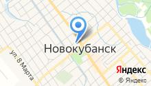 АККОР на карте
