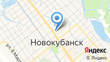 НБ Траст на карте
