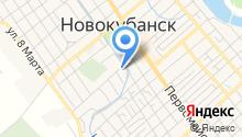 Адвокатская палата Краснодарского края на карте