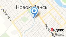 Адвокат Леонченко Е.В. на карте