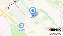 Mazdaplus на карте