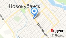 Бюро медико-социально экспертизы №35 на карте