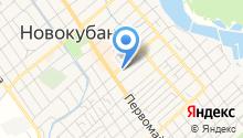 Е.С.КОМ. на карте