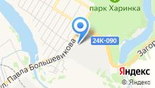 Gmax на карте