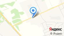 Центр печатных услуг на карте