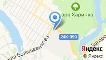 SCHTANDART на карте