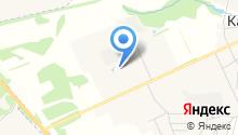 Костромская государственная сельскохозяйственная академия на карте