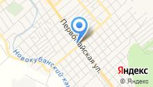 Аптека №145 на карте
