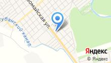 Магазин автоаксессуаров и автокосметики на карте