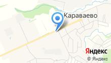 Костромское на карте