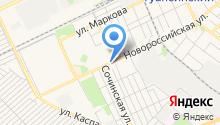 MarketBT на карте