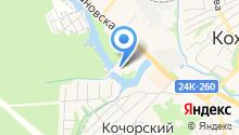 Детская поликлиника Кохомской городской больницы на карте