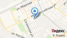 Альфа-Нева на карте